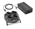 Зарядное ус-во Zebra MC9000 4 - BATTERY CHARGER KIT, Energy Star Includes L6 Power Supply PWR-BGA12V50W0WW and DC cable .... (KIT-SAC9000-4001ES)