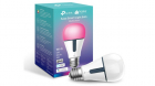Умная лампа Smart Wi-Fi A19 LED Bulb, 2.4GHz 802.11b/ g/ n, 16 Million Colors, Dimmable, Tunable White (2500-9000K), No .... (KL130)