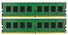 Оперативная память Kingston DDR4 16GB (PC4-19200) 2400MHz CL17 SR x8 Kit (2 x 8Gb)