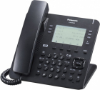 SIP проводной телефон Системный IP-телефон, 3, 6-дюйма, черный (KX-NT630RU-B)