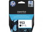 Картридж Cartridge HP 953 для OJP 8710/ 8720/ 8730/ 8210, черный (1000 стр.) (L0S58AE) (L0S58AE)