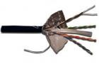 Кабель LANMASTER FTP, 4 пары, кат. 6, с перегородкой, 250Mhz, PE, внешний, с водоблок. слоем, 305 м (LAN-6EFTP-WP-OUT)