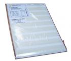 Маркер самоламинирующийся, л.А4, 25х10, диам.10мм, 40 шт/ л. (LAN-MCL-25X10X10) (LAN-MCL-25X10X10)