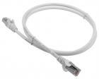 Патч-корд LANMASTER LSZH FTP кат.5e, 15 м, серый (LAN-PC45/ S5E-15-GY)