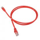 Патч-корд LANMASTER LSZH FTP кат.5e, 0.5 м, оранжевый (LAN-PC45/ S5E-0.5-OR)
