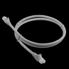 Патч-корд LANMASTER LSZH UTP кат.6, 1.5 м, серый (LAN-PC45/ U6-1.5-GY)