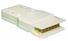 Вилка 4 пары для 110 кросса (LAN-S110P4) (LAN-S110P4)