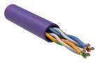 ITK Витая пара U/ UTP кат.5E 4х2х24AWG LSZH фиолетовый (305м) ITK Витая пара U/ UTP кат.5E 4х2х24AWG LSZH фиолетовый (305 .... (LC1-C5E04-126)