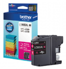 Тонер струйный Brother LC665XLM пурпурный (1200стр.) для Brother MFC-J2320/ J2720 (LC665XLM)