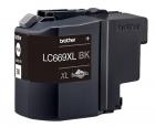 Тонер струйный Brother LC669XLBK черный (2400стр.) для Brother MFC-J2320/ J2720 (LC669XLBK) (LC669XLBK)