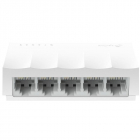 Коммутатор 5-port 10/ 100Mbps unmanaged switch, plastic case, desktop and wall mountable (LS1005)