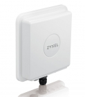 Zyxel LTE маршрутизатор для уличного использования IP65 -40+60 (LTE CAT6 300/ 50Mbps/ 3G/ 2G), 1x GE PoE LAN port, инжектор .... (LTE7460-M608-EU01V1F)