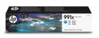Картридж Cartridge HP 991X Original PageWide, увеличенной емкости (16 000 стр.), голубой (M0J90AE) (M0J90AE)