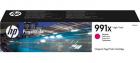 Картридж Cartridge HP 991X Original PageWide, увеличенной емкости (16 000 стр.), пурпурный (M0J94AE)