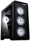 "Корпус ZALMAN M3 PLUS RGB, MATX, BLACK, WINDOW, 2x3.5"", 3x2.5"", 1xUSB2.0, 1xUSB3.0, FRONT 3x120mm RGB, REAR 1x120mm (M3 PLUS RGB)"