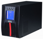 Источник бесперебойного питания Powercom MACAN, On-Line, 1000VA/ 1000W, Tower, IEC, Serial+USB, SNMP Slot (MAC-1000) (MAC-1000)