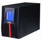 Источник бесперебойного питания Powercom MACAN, On-Line, 1500VA/ 1500W, Tower, IEC 6*C13, Serial+USB, SNMP Slot (1186436 .... (MAC-1500)