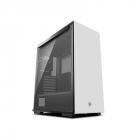 Корпус Deepcool MACUBE 310P WH без БП, боковое окно (закаленное стекло), белый, ATX (MACUBE 310P WH)