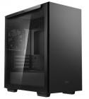 Корпус Deepcool MACUBE 110 BK без БП, боковое окно (закаленное стекло), черный, mATX (MACUBE 110 BK)