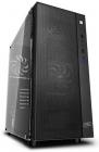 Корпус Deepcool MATREXX 55 MESH 2F без БП, боковое окно (закаленное стекло), 2x120mm PWM Fan, черный, ATX (MATREXX 55 MESH 2F)