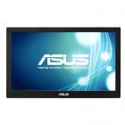 """Монитор ASUS 15.6"""" MB168B USB-Portable Monitor, LED, 1366x768, 11ms, 200cd/ m2, 500:1, 90°/ 65°, USB 3.0x1, Pivot Auto-Rot .... (MB168B)"""