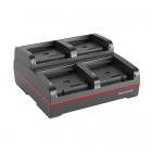 Зарядное устройство 4 Bay 8680i Battery Charger. Charges battery only when removed from 8680i. Compatible with Extended .... (MB4-BAT-SCN02)