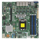 Материнская плата Supermicro Motherboard 1xCPU X11SCL-LN4F (MBD-X11SCL-LN4F-O)
