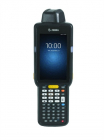"Терминал сбора данных Zebra MC33 Stnd, Rt head, 802.11 a/ b/ g/ n/ ac, BT, 1D Laser SE96x, 4.0"", 29 Key, SCB, Android, 2 .... (MC330M-RL2SA2RW)"