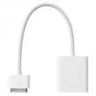 Адаптер Apple Dock Connector to VGA Adapter (MC552ZM/ B)
