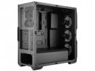 Корпус без блока питания Cooler Master MasterBox TD500 MESH, USB3.0x2, 3x120 ARGB Fan, Black, ATX, w/ o PSU (MCB-D500D-KGNN-S01)