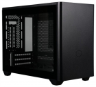 Корпус без блока питания Cooler Master MasterCase NR200P, USB3.0x2, 1x92 Fan, 2x120 Fan, Black, TG panel, w/ o PSU, mITX (MCB-NR200P-KGNN-S00)