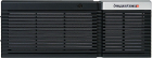 Black 4U Plastic Front Bezel Assembly (w/ Lock) for SC842 (MCP-210-84201-0B)