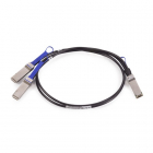 Медный твинаксиальный кабель Mellanox® passive copper hybrid cable, ETH 100Gb/ s to 2x50Gb/ s, QSFP28 to 2xQSFP28, color .... (MCP7H00-G003R)