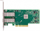 Сетевой адаптер Mellanox ConnectX-4 Lx EN network interface card, 10GbE dula-port SFP+, PCIe3.0 x8, tall bracket, ROHS R .... (MCX4121A-XCAT)