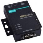 1-портовый преобразователь Modbus RTU/ ASCII (RS-232/ 422/ 485) в Modbus TCP, с адаптером питания (MGATE MB3180)