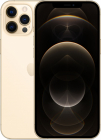 Мобильный телефон Apple iPhone 12 Pro Max 256GB Gold (MGDE3RU/ A)