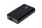 Универсальный адаптер для ноутбуков на 70 Ватт NB adapter STM MLU70, 70W, USB(2.1A), ultra slim design (MLU70)