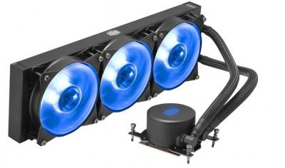 Система водяного охлаждения Cooler Master MasterLiquid ML360 RGB, 360x120mm, AMD Ryzen TR4 Edition (MLX-D36M-A20PC-T1) (MLX-D36M-A20PC-T1)