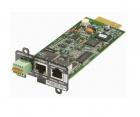 Карта Network and MODBUS Card-MS, подключение MODBUS через RS232 и RS485, совместимость с Intelligent Power Manager и In .... (MODBUS-MS)