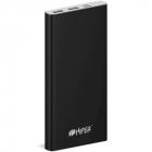 Внешний аккумулятор HIPER MPX10000 Li-Pol 10000mAh 3A+3A+2.4A 2xUSB 1xType-C черный (MPX10000 BLACK)
