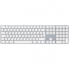 Клавиатура Apple Magic Keyboard with Numeric Keypad - Russian (MQ052RS/ A) (MQ052RS/ A)