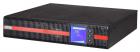 Источник бесперебойного питания Powercom MACAN, On-Line, 1000VA/ 1000W, Rack/ Tower, IEC, LCD, Serial+USB, SmartSlot, по .... (MRT-1000)