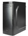 Пк IRBIS Office 200 MT , Core I3-8100, 4Gb, SSD 120Gb, PSU 450W, DOS, black, 1 year (MT200)