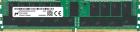 Оперативная память Micron DDR4 RDIMM 32GB 2Rx4 2666 MHz ECC Registered MTA36ASF4G72PZ-2G6 (Analog Crucial CT32G4RFD4266) (MTA36ASF4G72PZ-2G6E1)