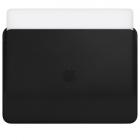 Чехол для MacBook Leather Sleeve for 13-inch MacBook Pro – Black (MTEH2ZM/ A)