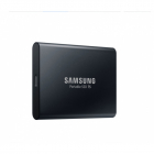 Твердотельный накопитель Samsung SSD 1TB T7 Touch, USB Type-C, R/ W 1000/ 1050MB/ s, Black (MU-PC1T0K/ WW)