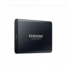 Твердотельный накопитель Samsung SSD 1TB T7 Touch, USB Type-C, R/ W 1000/ 1050MB/ s, Silver (MU-PC1T0S/ WW)