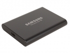 Твердотельный накопитель Samsung SSD 2TB T7 Touch, USB Type-C, R/ W 1000/ 1050MB/ s, Black (MU-PC2T0K/ WW)