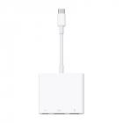Адаптер Apple USB-C Digital AV Multiport Adapter, 2nd Generation (rep.MJ1K2ZM/ A) (MUF82ZM/ A)