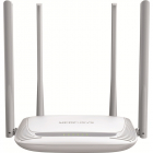 Маршрутизатор N300 Wi-Fi router, 2.4 GHz, 1 WAN port 10/ 100Mbps + 3-port LAN 10/ 100 Mbps, 4 fixed antenna (MW325R)